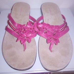 Dressy Slip on Sandals
